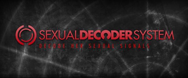 Sexual decoder system pdf free download