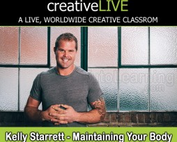 Kelly Starrett - Maintaining Your Body  http://www.Erugu.com