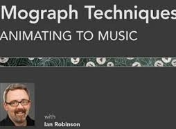 lynda.com mograph techniques animating to music   http://www.Erugu.com