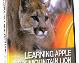 infinte skills - learning apple os x mountain lion