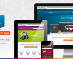 Flare - Responsive Business & Portfolio WP Theme http://www.Erugu.com