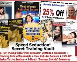 Ross Jeffries – Speed Seduction Secret Training Vault http://www.Erugu.com