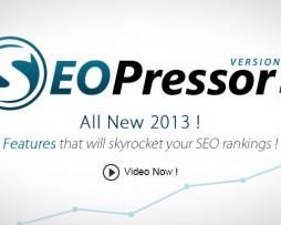 SEOPressor Version 5 http://www.Erugu.com