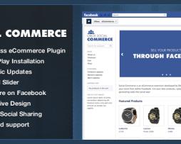 Social Commerce WordPress Plugin http://www.Erugu.com