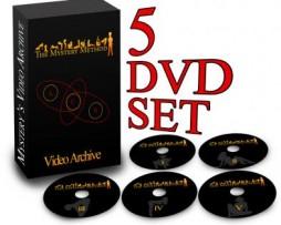 Mystery Method DVD Video Archive http://www.Erugu.com