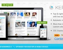 Kernel - Premium WordPress Blog & Magazine Theme http://www.Erugu.com