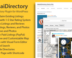 SabaiDirectory for WordPress http://www.Erugu.com