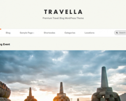 ColorlabsProject Travella - Travel Event WordPress Themes http://www.Erugu.com