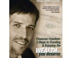 Anthony Robbins - Financial Freedom [MP4][PDF][MP3] http://www.Erugu.com