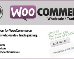 WooCommerce Wholesale Prices http://www.Erugu.com