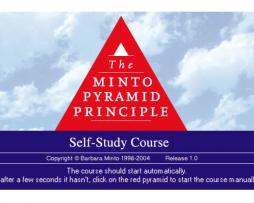 Barbara Minto - The Minto Pyramid Principle http://www.Erugu.com