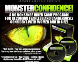 Spencer Michaels - Monster Confidence System http://www.Erugu.com