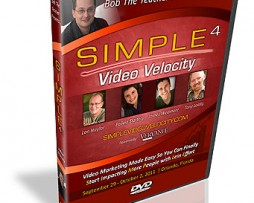 Simple4 Video Velocity Workshop http://www.Erugu.com