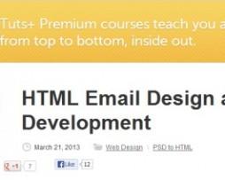 Tutsplus – HTML Email Design and Development http://www.Erugu.com