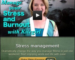 Annabelle Drumm – Stress management http://www.Erugu.com