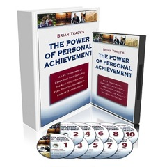 Brian Tracy - Power of Personal Achievement Home Study Program