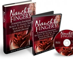 Gabrielle Moore - Naughty Fingers