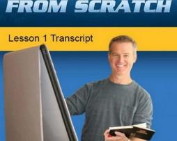 Jeff Walker – How To Start From Scratch