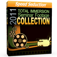 Ross Jeffries - Total Immersion 2011 Seminar Footage Collection