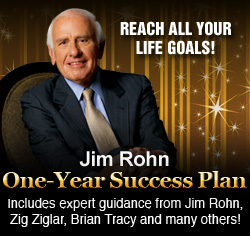 Jim Rohn - One Year Success Plan