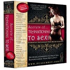 Vince Kelvin - Secrets of Transitioning to Sex