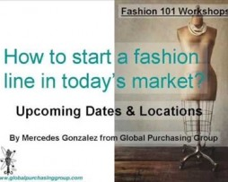 Mercedes Gonzalez – How to Start a Fashion Line in Today's Market