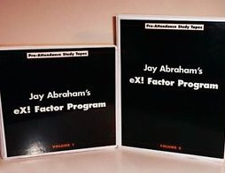 Ex Factor Program Complete With Jay Abraham
