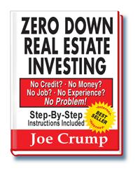 Zero Down Real Estate Investing