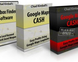 Chad Kimball - Google Maps Cash