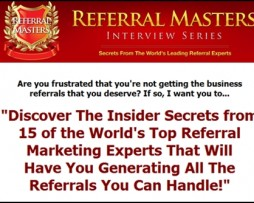 David Frey – Referral Masters Interview Series