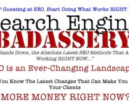 Robert Stukes – Search Engine Badassery