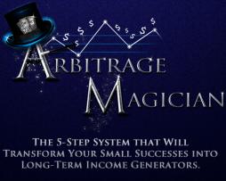 Ben Adkins - The Arbitrage Magician