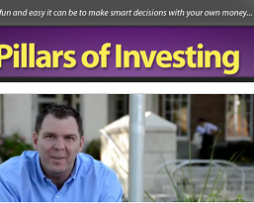 Andy Tanner - The 4 Pillars of Investing