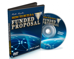 Matt Lloyd – How To Build A Funded Proposal