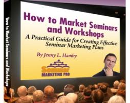 Jenny Hamby – Ultimate Seminar Marketing