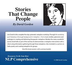 Gordon David - Stories That Change People