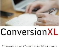 ConversionXL – Conversion Coaching Program