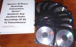 Jeff Paul - Masters Of Direct Marketing Teleseminar Series