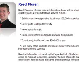 Reed Floren – VIP Coaching