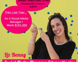 Liz Benny – Social Monkey Business Training Course