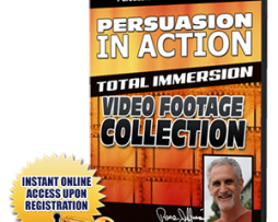 Ross Jeffries - Persuasion In Action Total Immersion Video Footage Collection