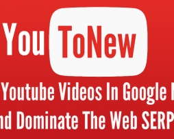 Youtonew – Rank Youtube Videos In Google News & Dominate The Web SERPS