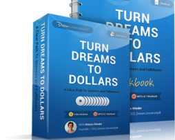 Marcia Wieder – Turn Dreams To Dollars Online Course